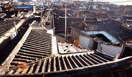 Kahoi-dong Roofs